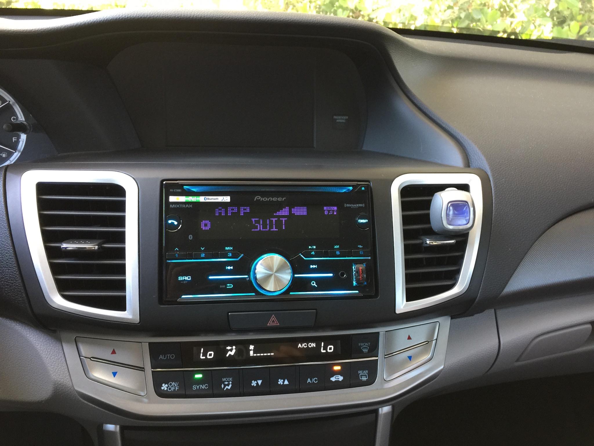 Honda Accord Speaker Upgrade Upgrading Stock Speakers Drive Head Unit Overclockers Australia Pix Euro Cu2 Stereo