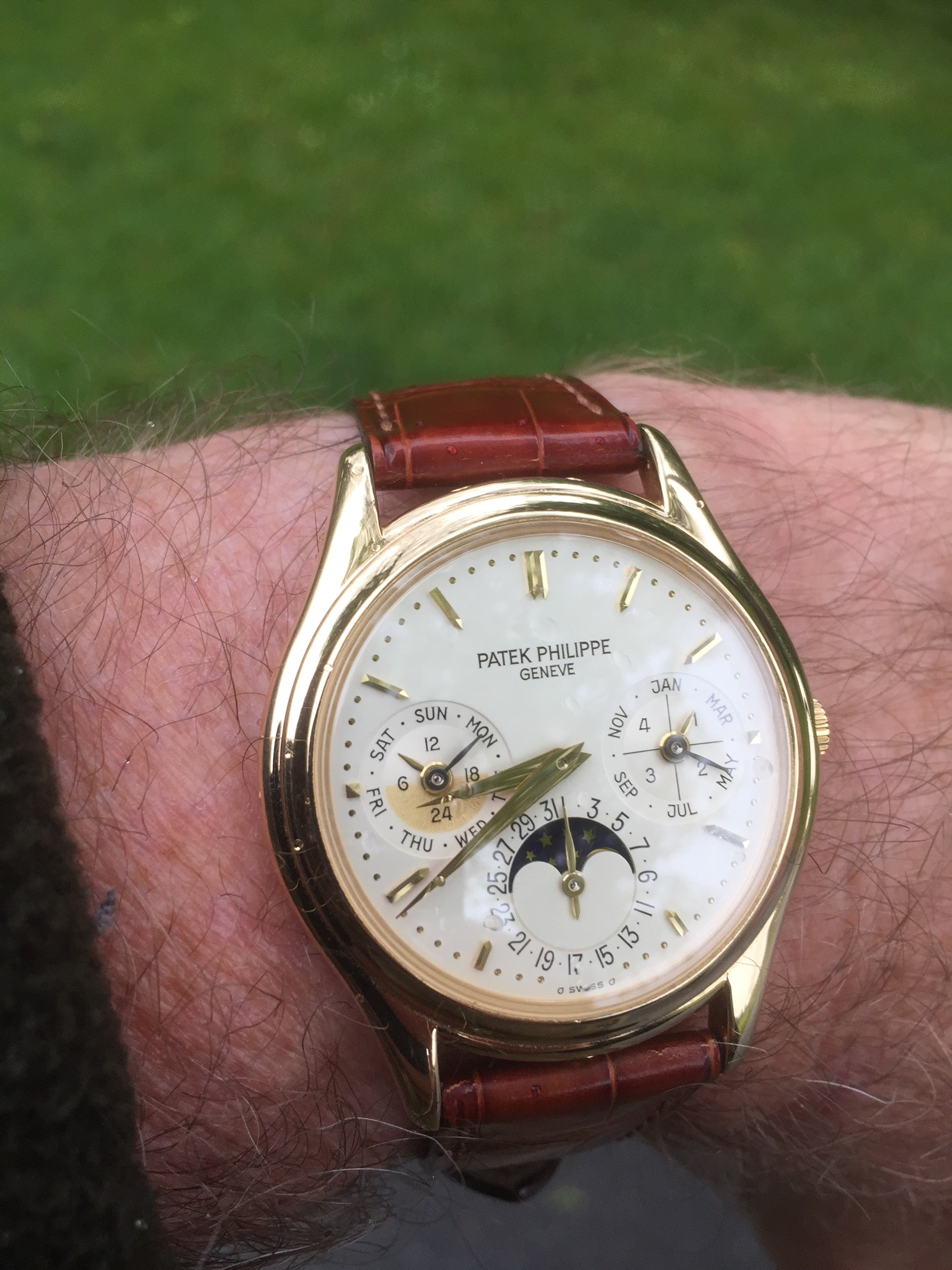 Часы patek philippe geneve swiss made цена