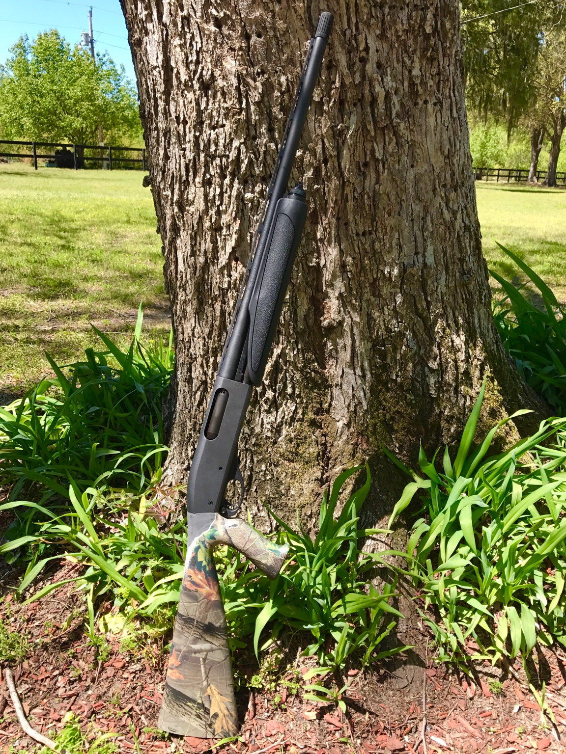 Another 870 compact    - Gobbler Nation