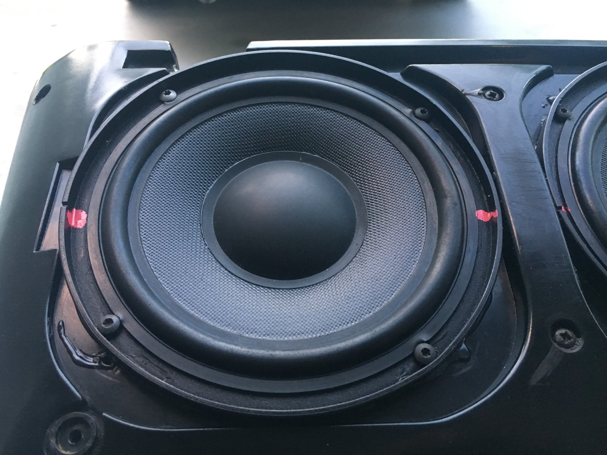 a plug and play complete rear deck subwoofer box with upgraded monsoon  speakers  30 competed so far and positive feedback with impressive results