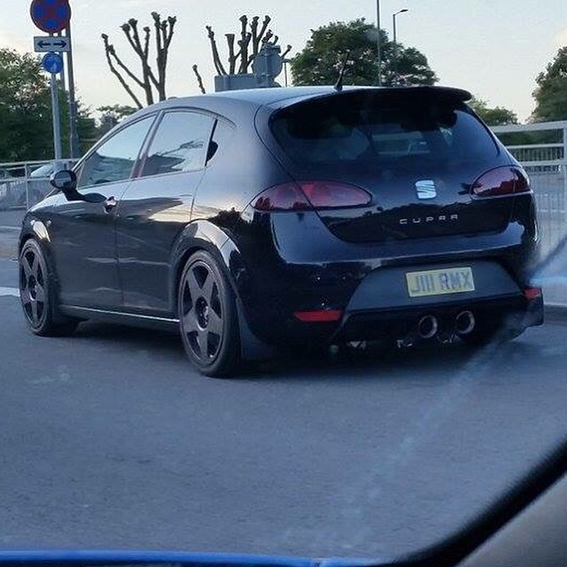 my 1p leon cupra's journey from stock - stage 2 - tte 420 (picture