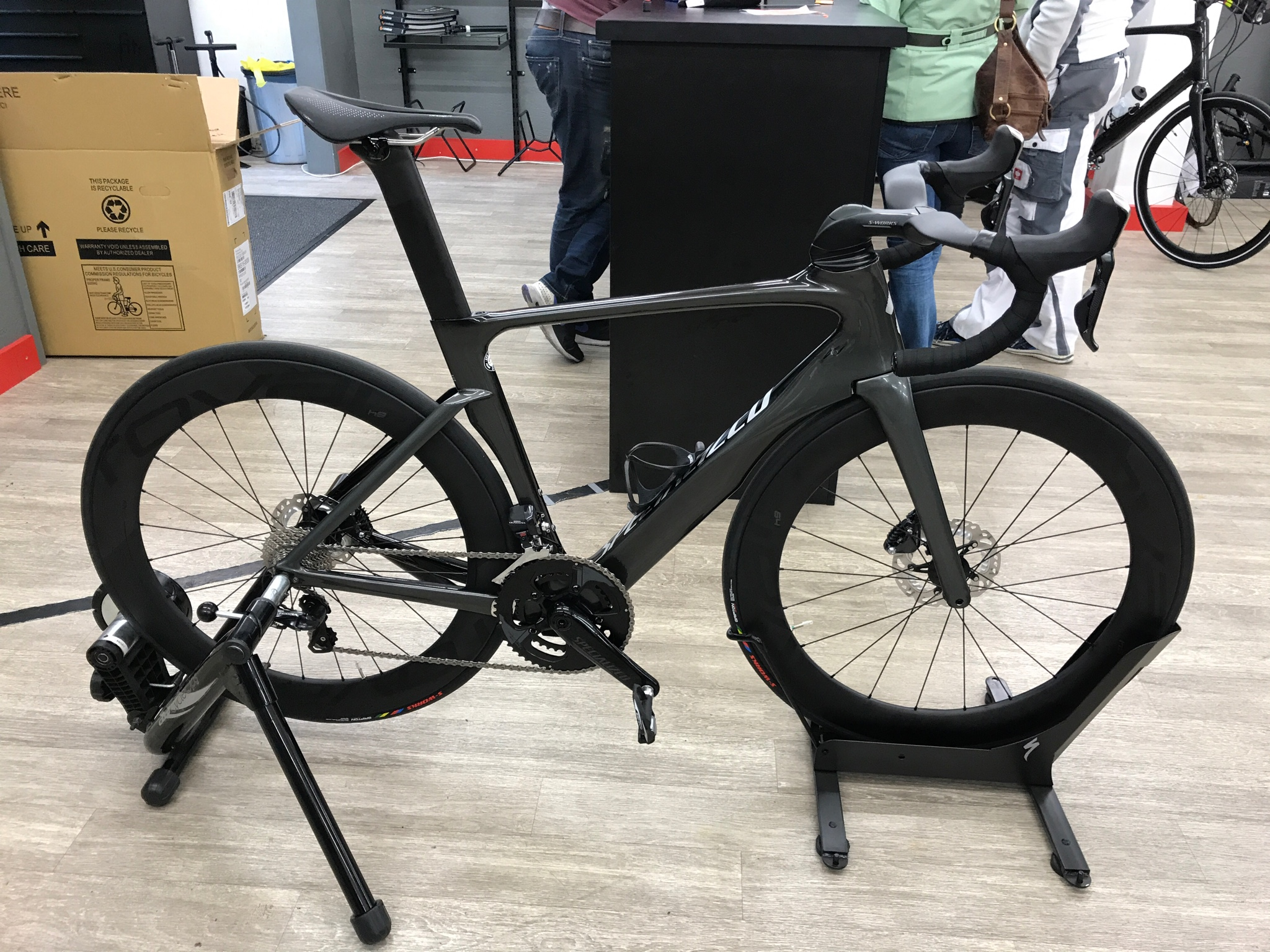 5a03a718e79 Specialized Venge Pro Disc - Weight Weenies