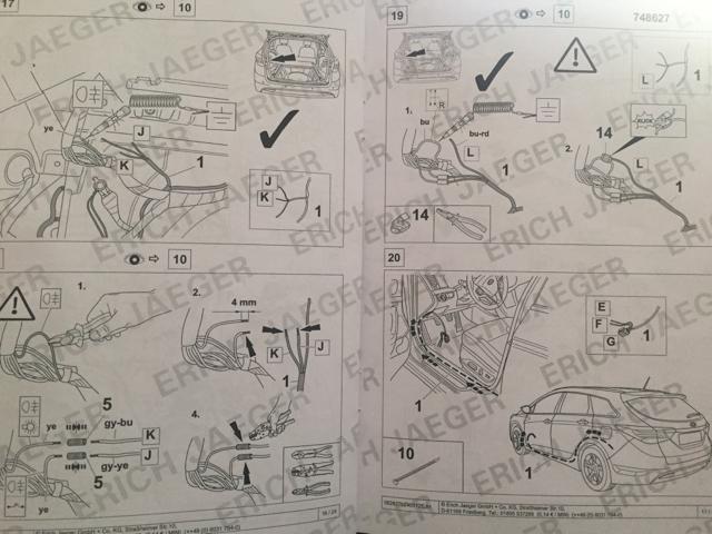 Anhängerkupplung BRINK abnehmbar HYUNDAI iX35 EBA Elektrosatz NEU ABE inkl