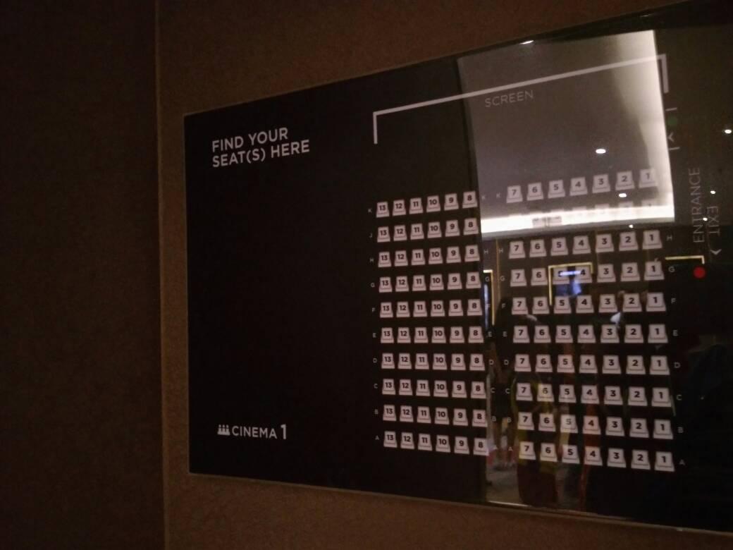 5000 Koleksi Urutan Kursi Xxi HD Terbaik