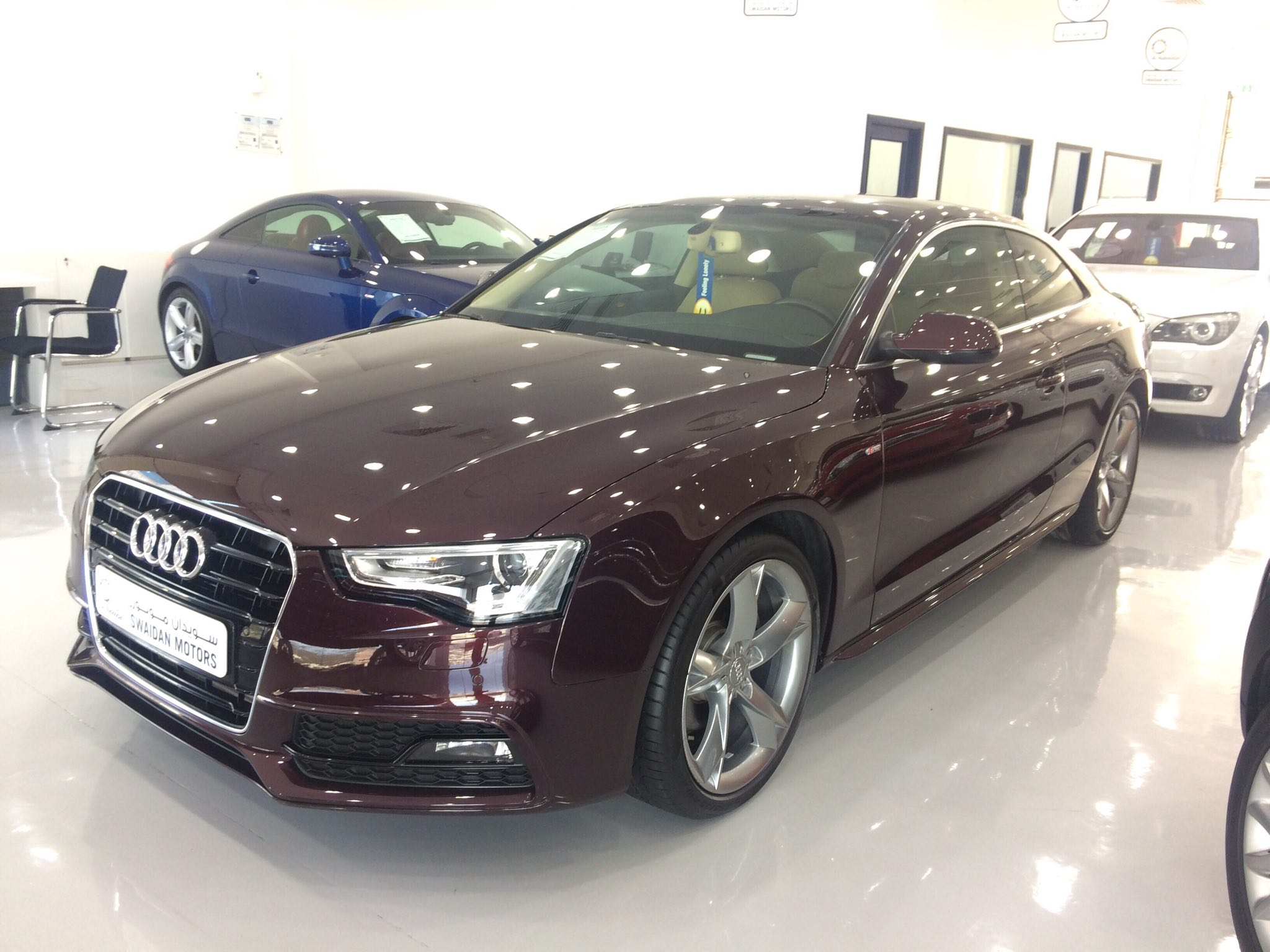 2015 audi a5 just 2000 kms run for 115 000. Black Bedroom Furniture Sets. Home Design Ideas