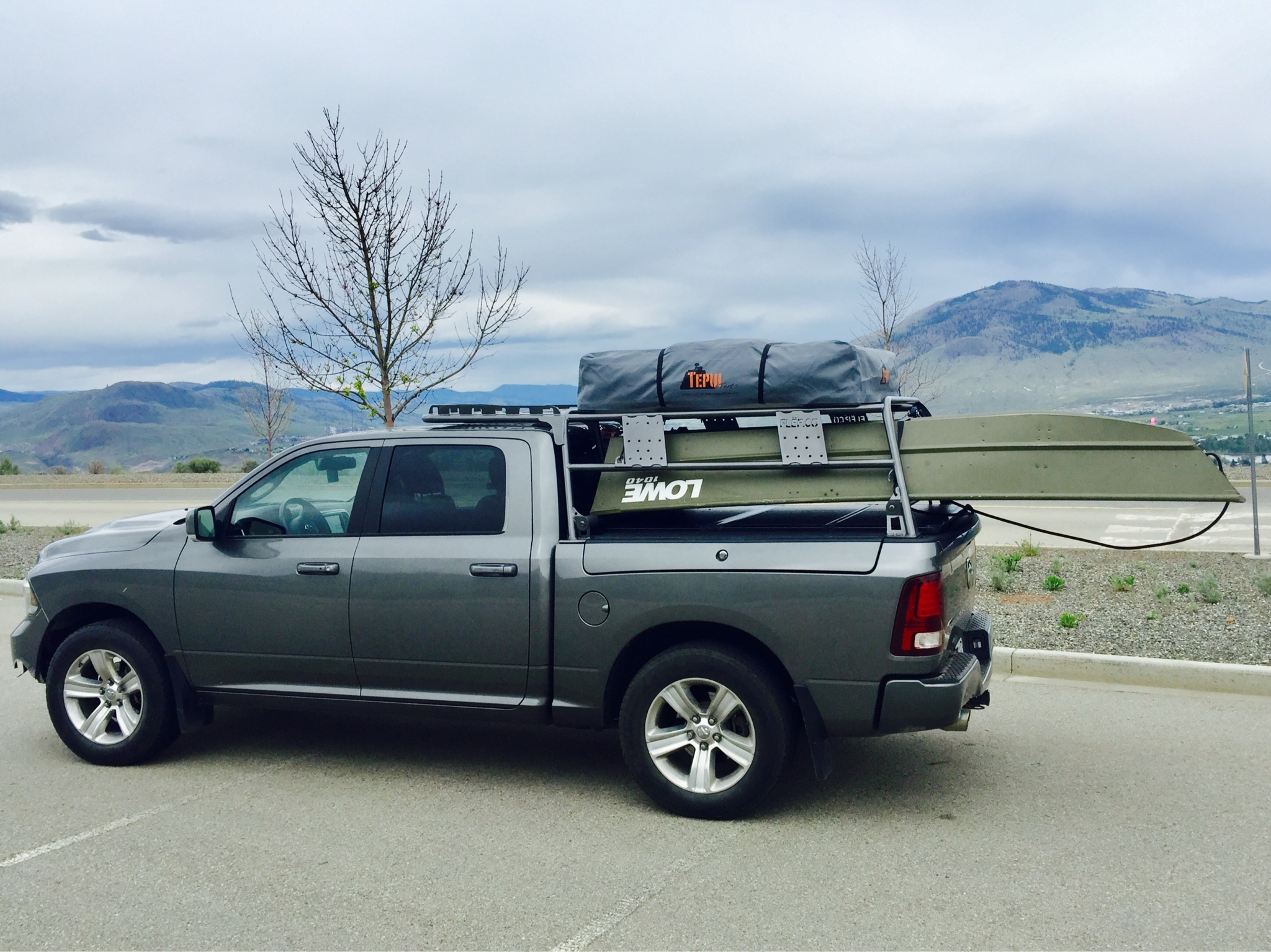 Bed Rack for Ram American Expedition Vehicles Product Forums