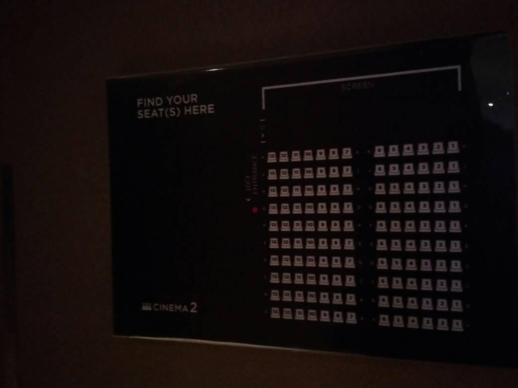 74 Koleksi Gambar Denah Kursi Bioskop Gratis Terbaru