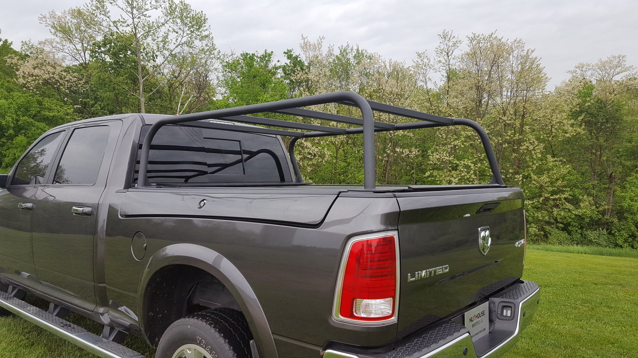 Ladder Roof Rack >> Ram Box Bed Rack - Dodge Cummins Diesel Forum