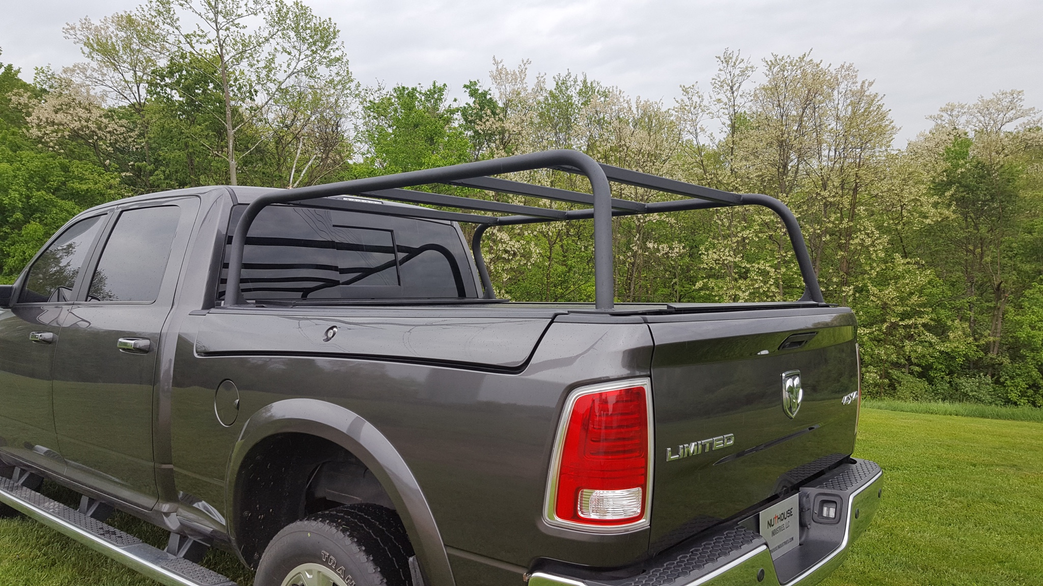 Roof Rack Ladder >> Ram Box Bed Rack - Dodge Cummins Diesel Forum