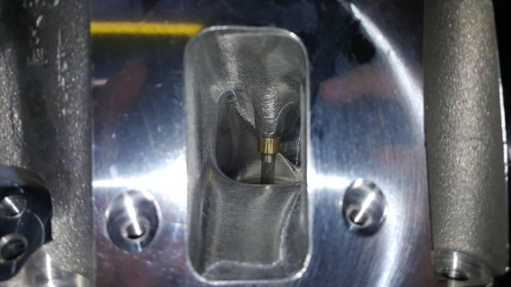 My west coast cylinder heads - cnc ported brodix BR7-3s
