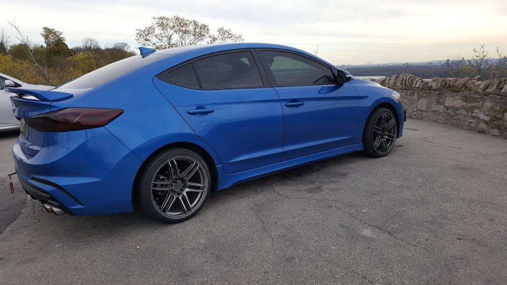 What Happened In Or Around Your 2017+ Elantra Today