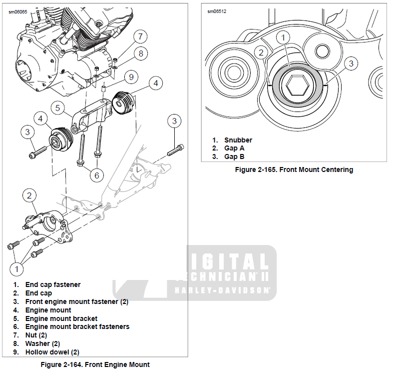 2013   motor mount alignment - Road Glide Forums