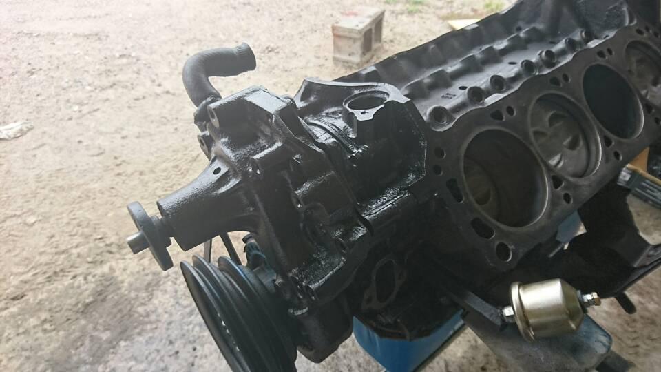 Identify this engine