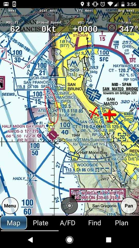 Bay Area Airspace DJI Mavic Drone Forum - Prohibited airspace map