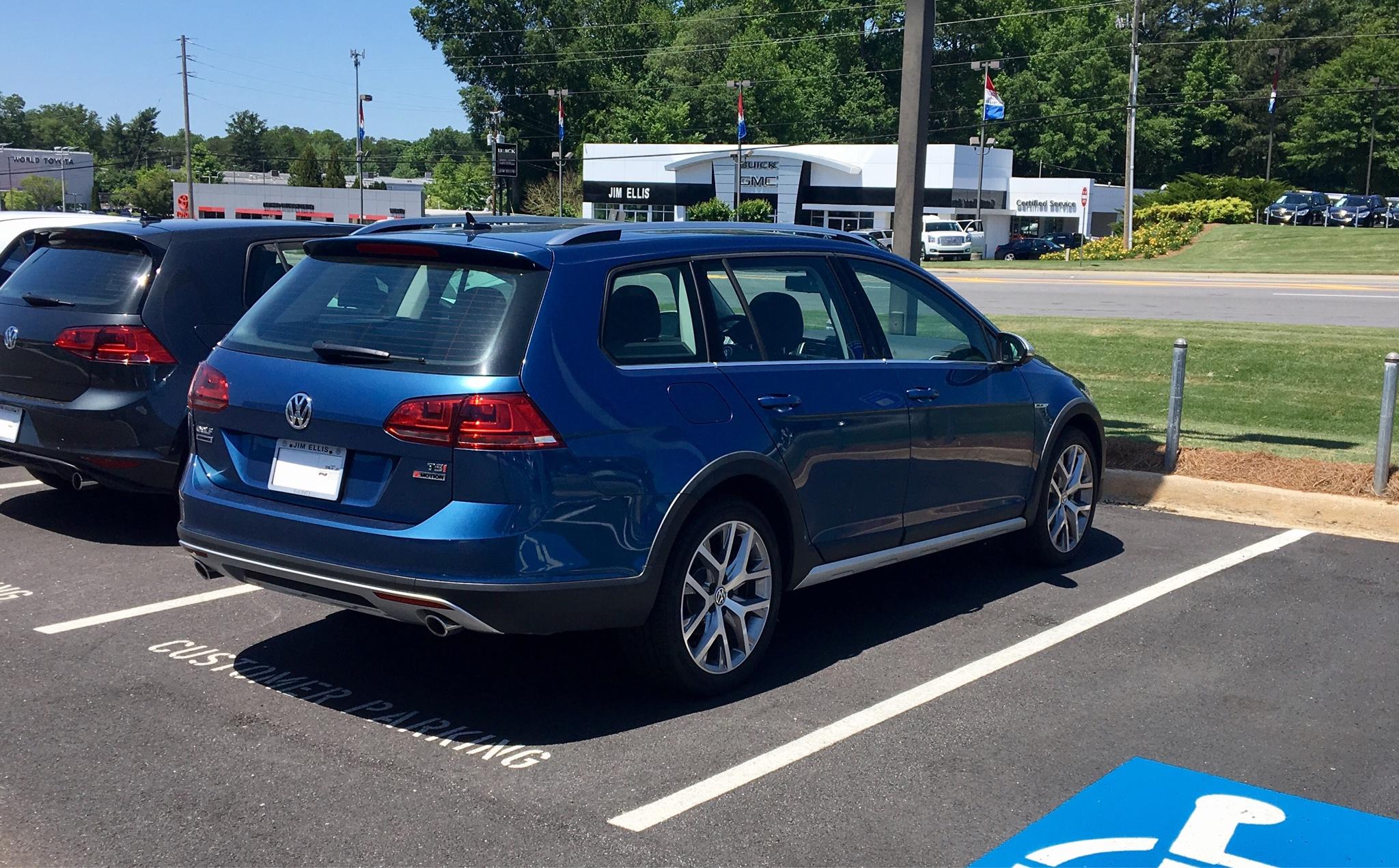 Vwvortex Com New Car Purchase Lifted Turbo Wagon Edition