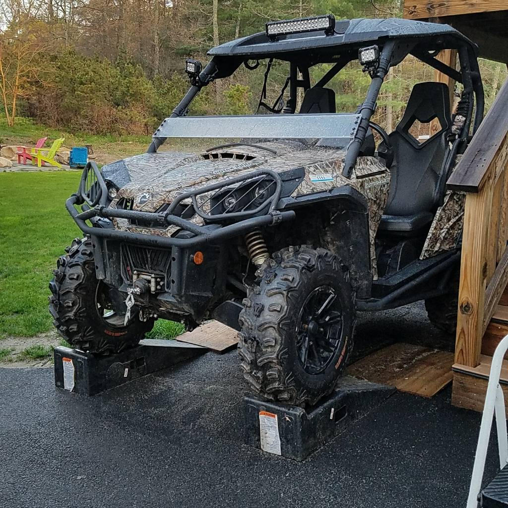 1 NEW 28//10-14 RAGE STORM ATV 28//10 TIRES