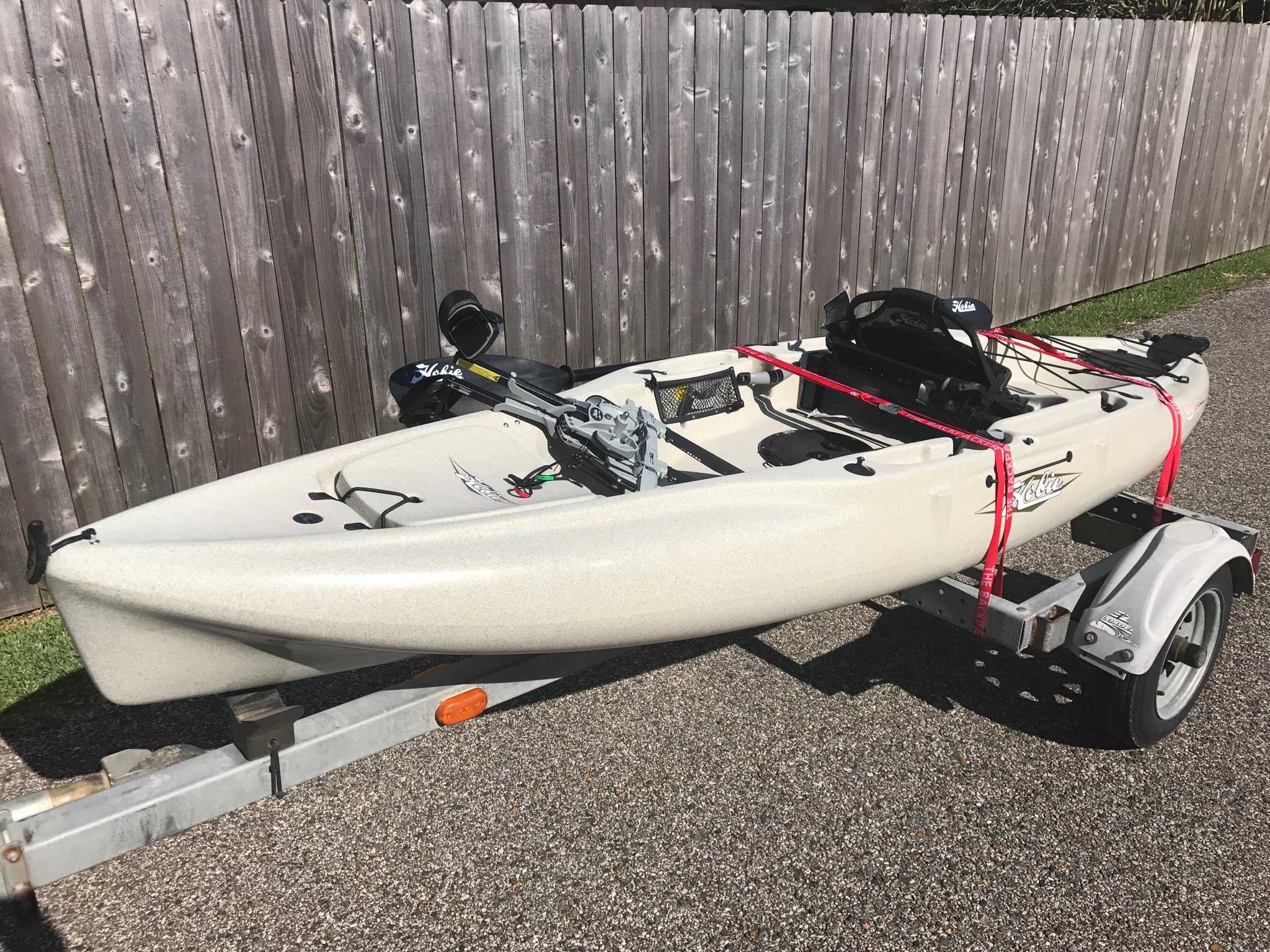 New 2017 Hobie Outback for Sale $2400