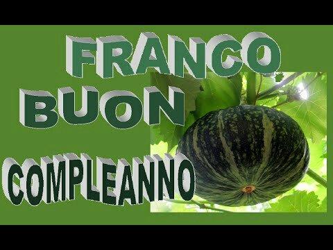 Buon Compleanno Presidente Franco Lupen Mygra Caccia