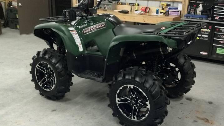 2017 Yamaha Grizzly >> For Sale 2012 Grizzly 700 - Yamaha Grizzly ATV Forum