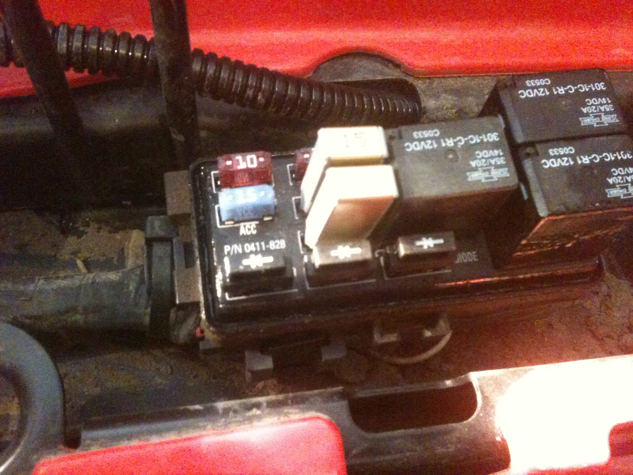 Wiring A Relay For Light Bar