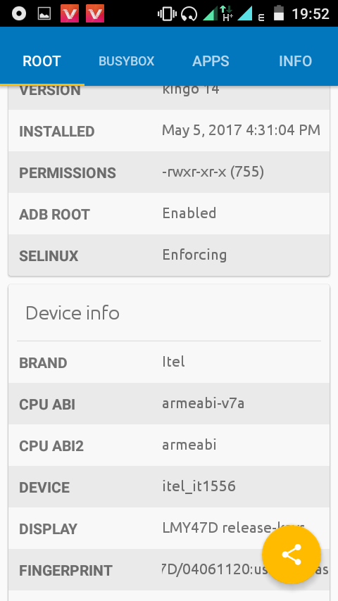 How to flash CWM or TWRP custom recovery to Itel Android