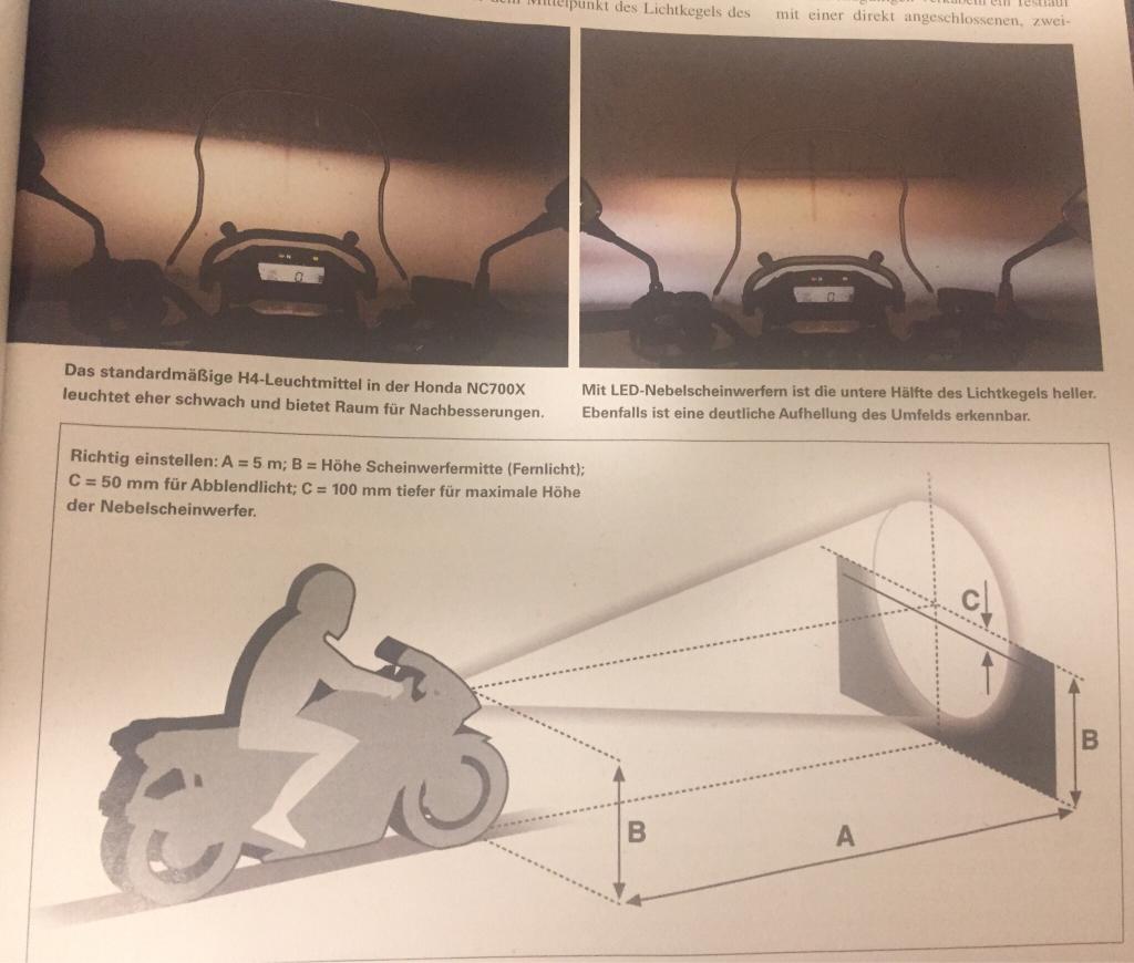 versysforum • Thema anzeigen - Versys 1000 - Zusatzscheinwerfer ...