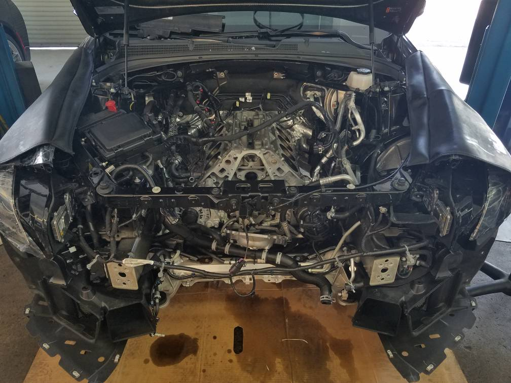 2017 V Camshaft Install