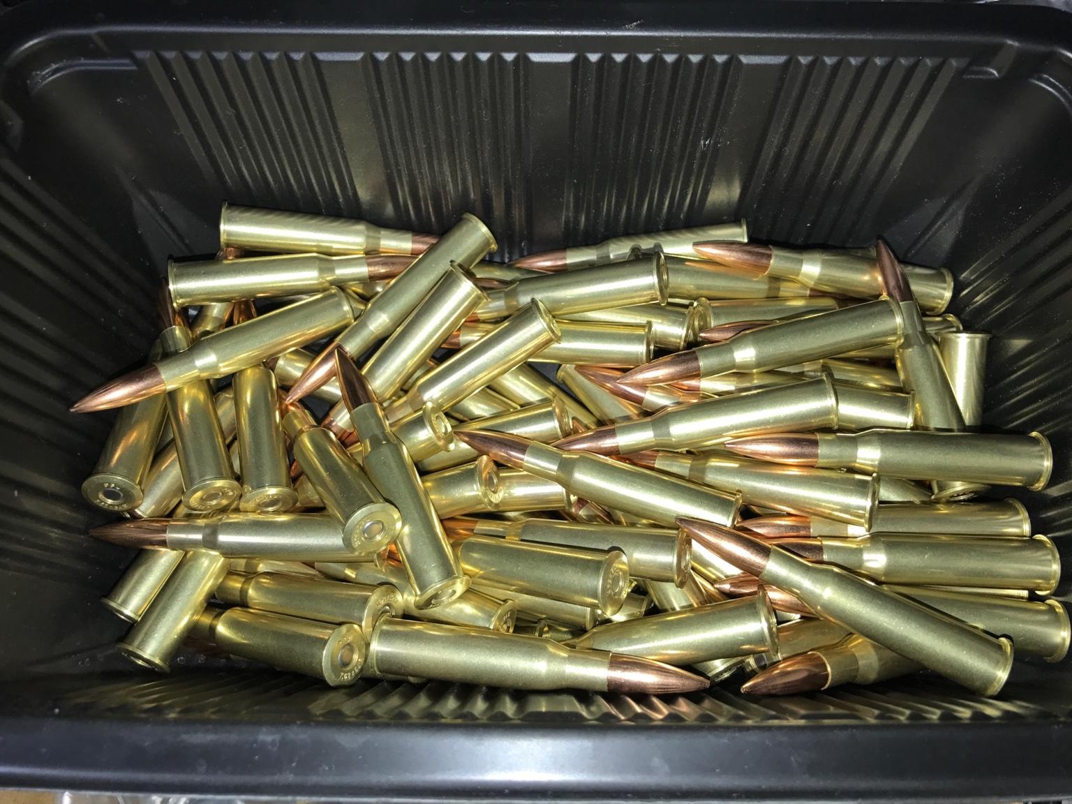 Loading 7 62x54R with 174gr HPBT    - Calguns net