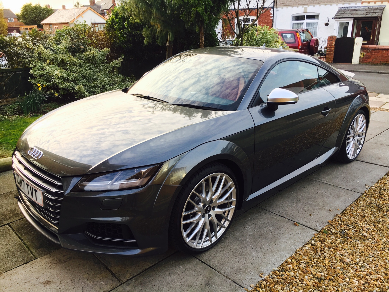 The Audi Tt Forum View Topic Tts Colours What Have You Got