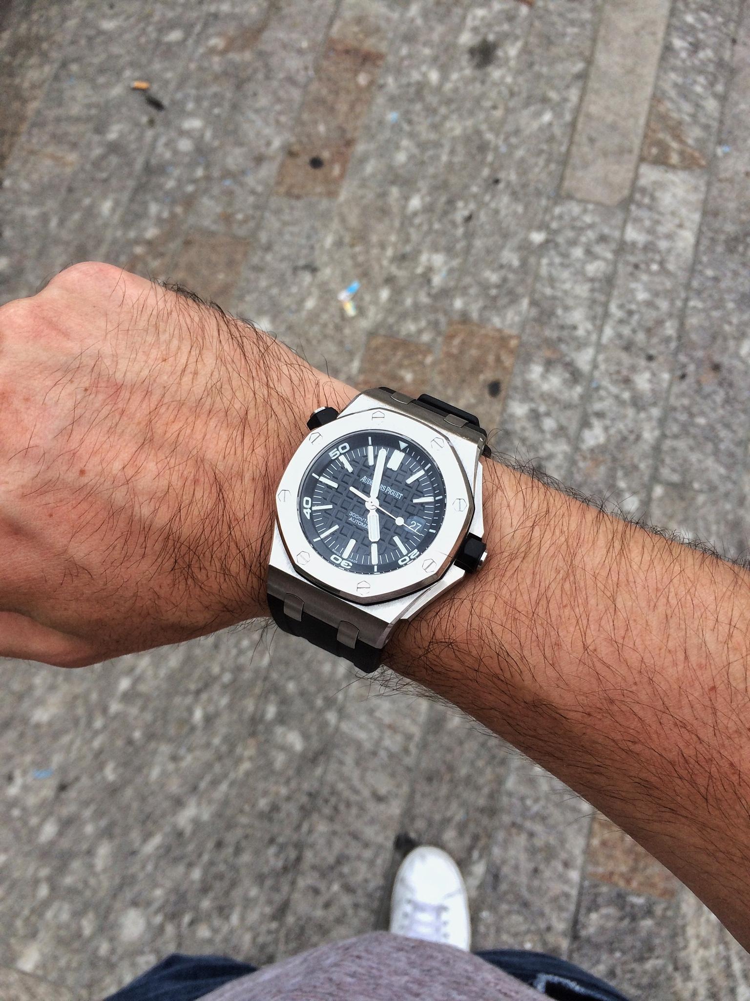 Small Wrist And Aquanaut Question Replica Watch Info