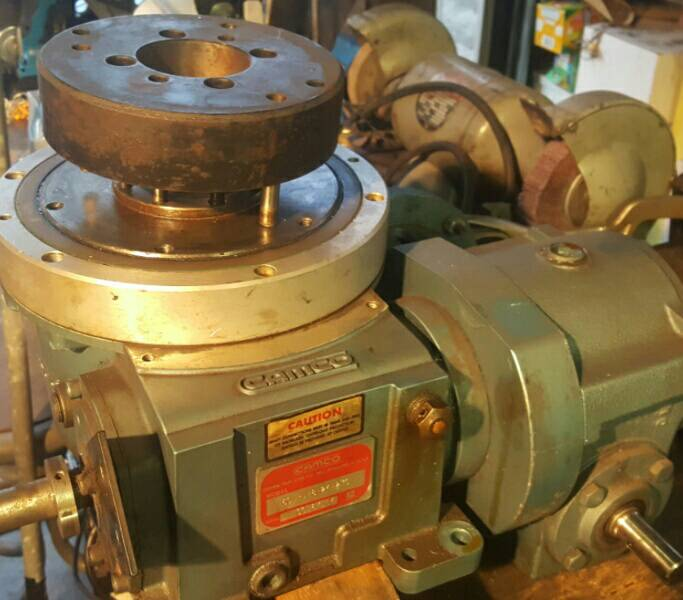 Camco Rotary Indexers Cam Followers