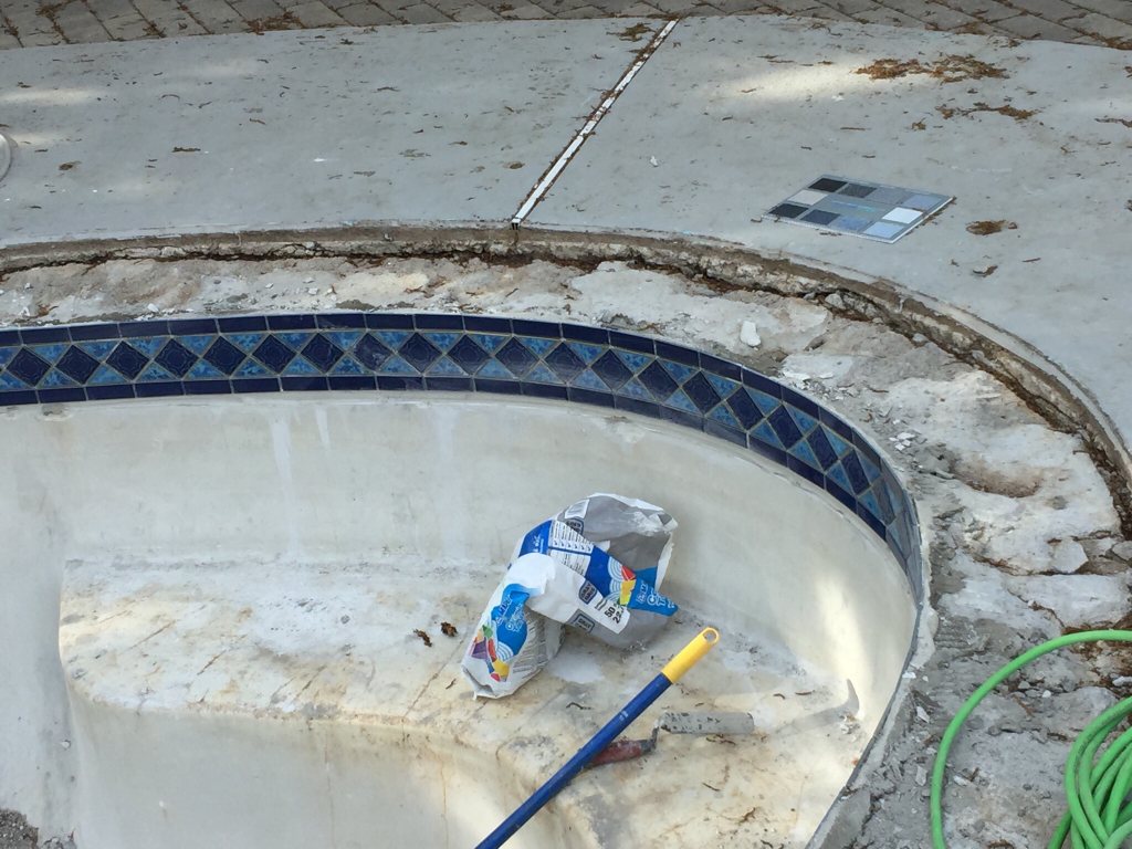 Old Gunite Pool : Getting quotes for old s gunite pool reno page