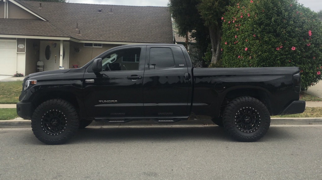 18 Or 20 Inch Wheels With 35s Tundratalk Net Toyota