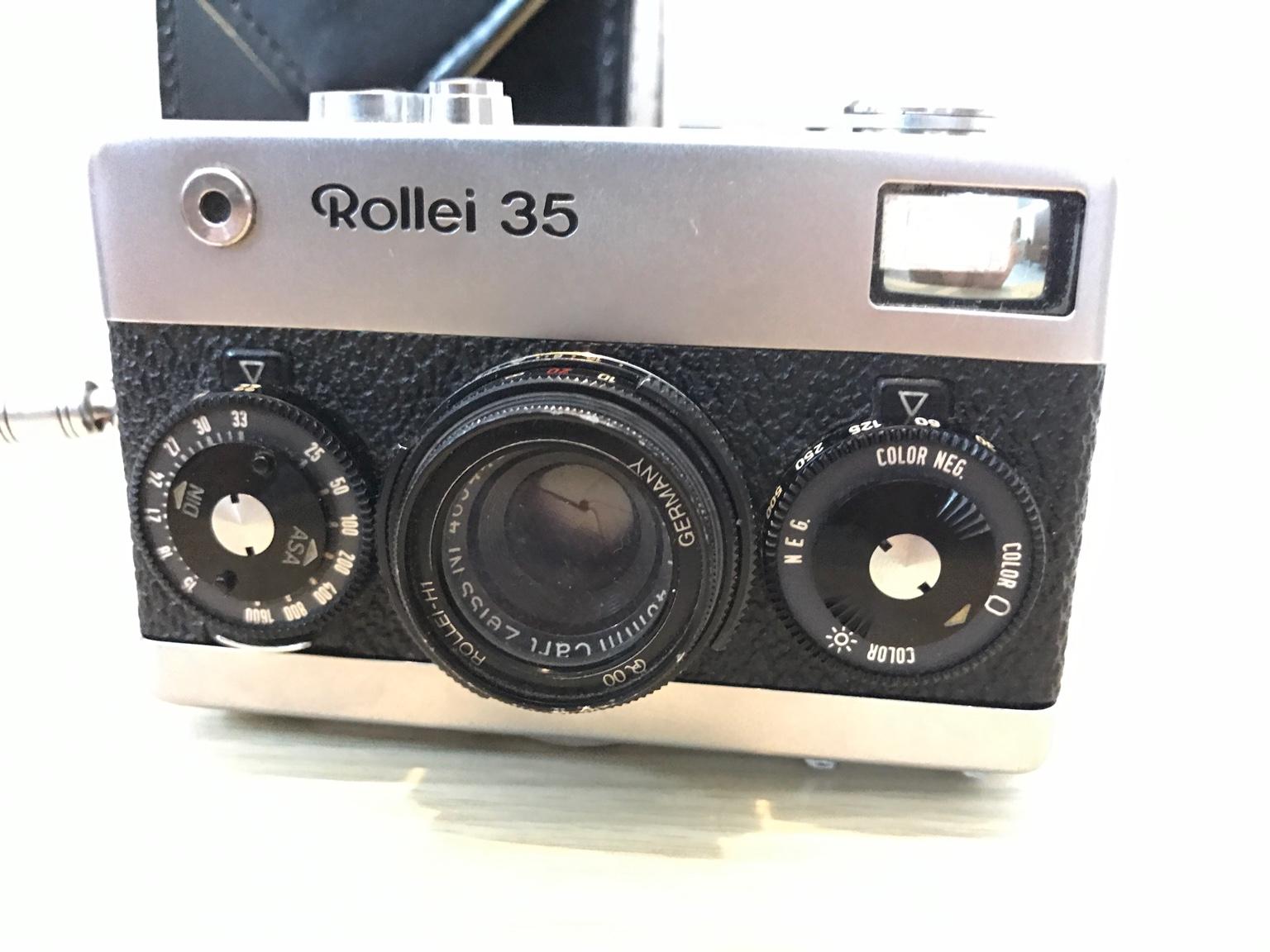 Máy ảnh Rollei 35