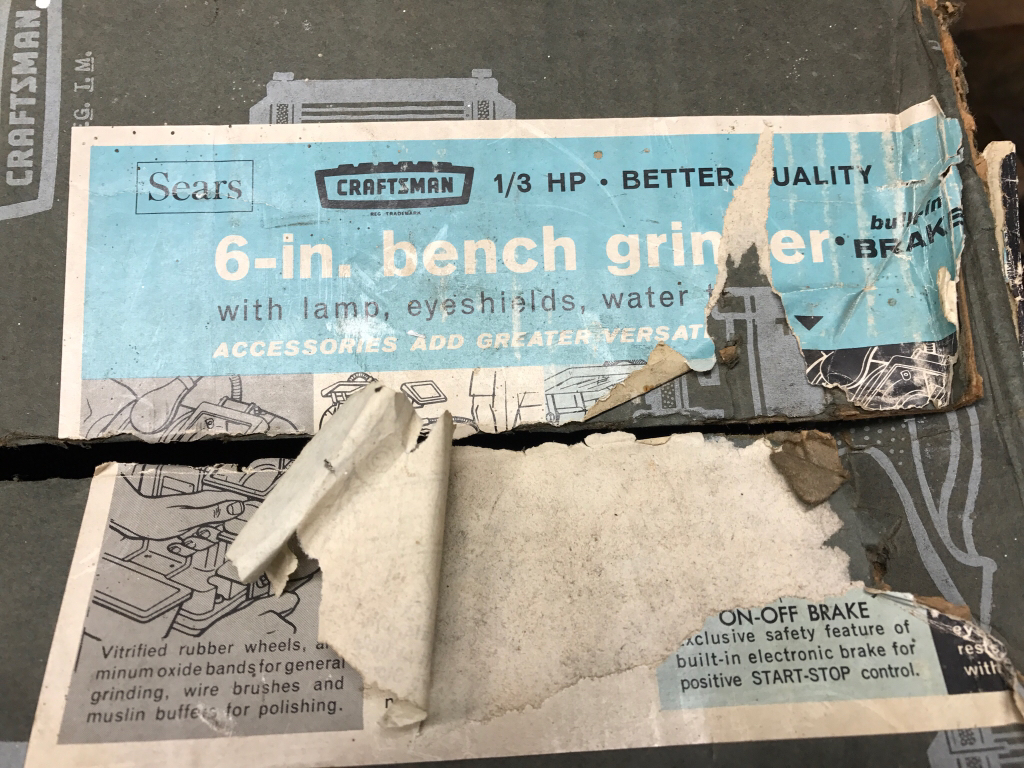 let\'s see your craftsman block grinders [Archive] - Page 39 - The ...