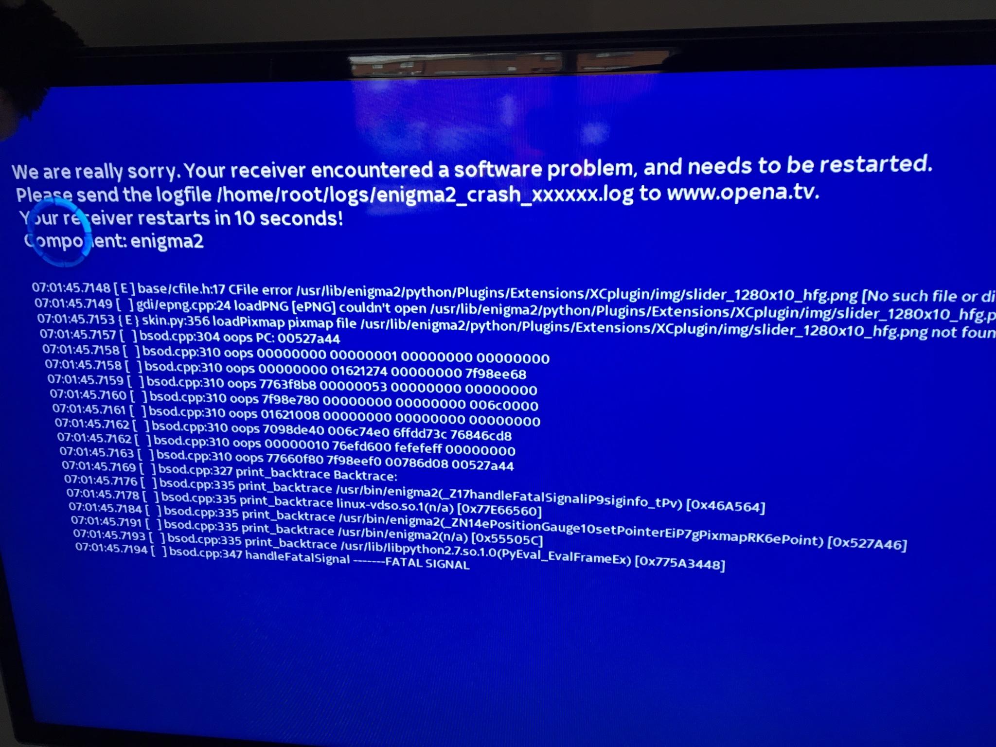 Xc plugin error | Techkings