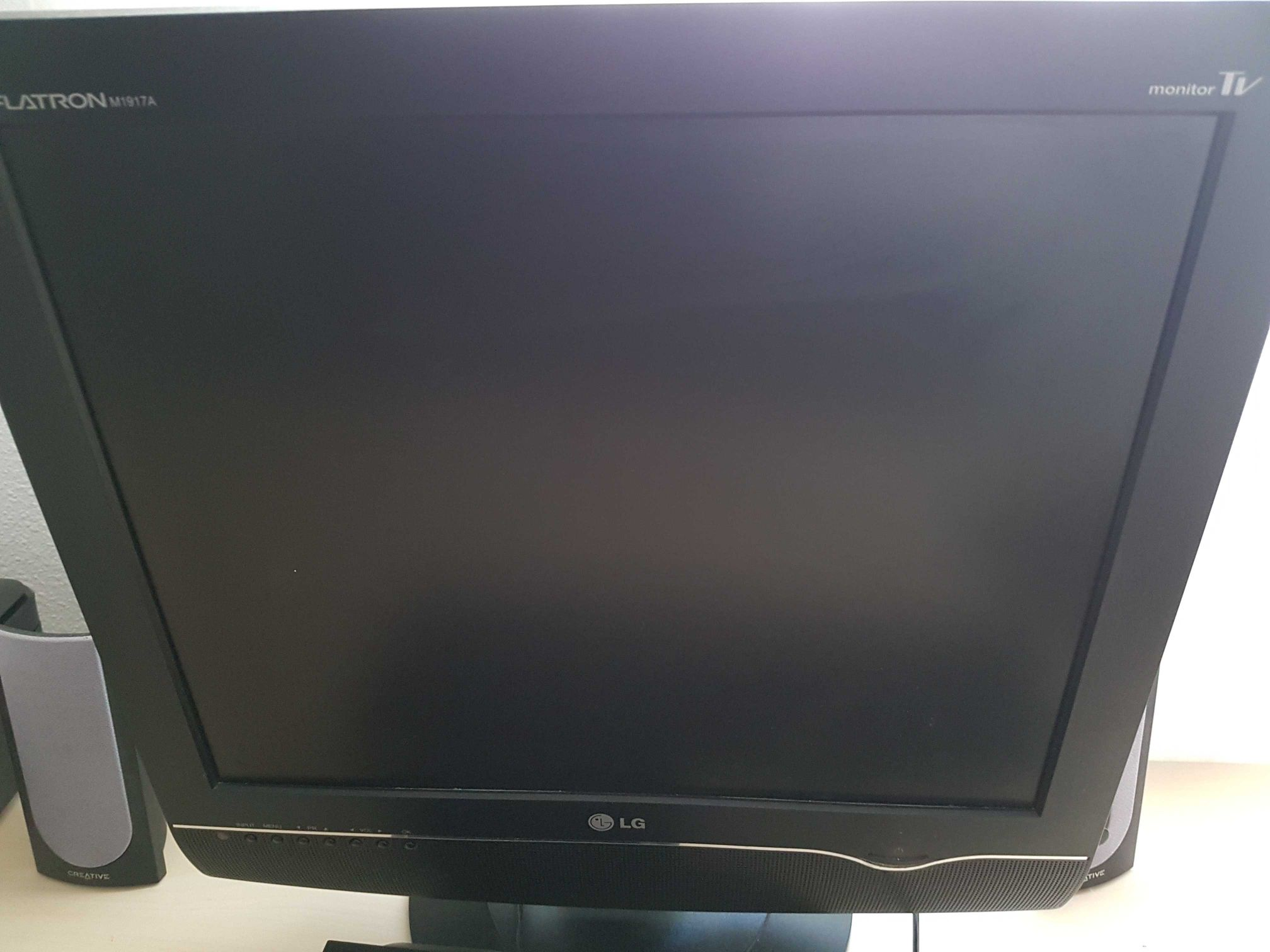 "Tasacion monitor lg tv 19"""