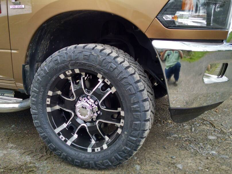 Crosswind All Terrain Tire Review >> 33X12 5X20 Tires For Sale - Best Tire 2018