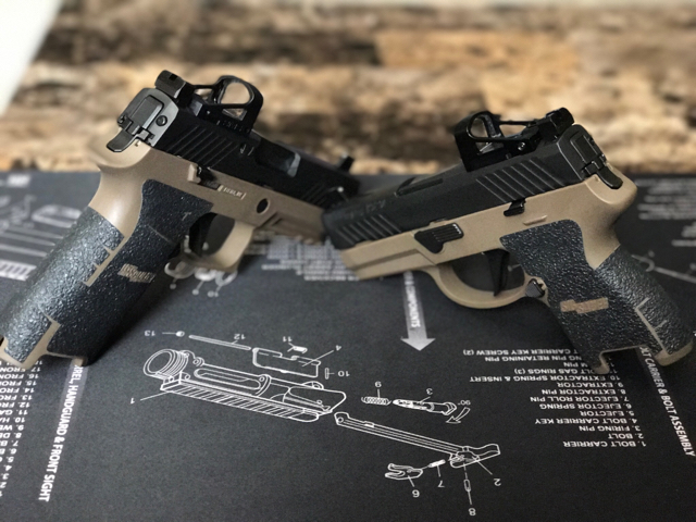 The P320 Magwell Install {Forum Aden}