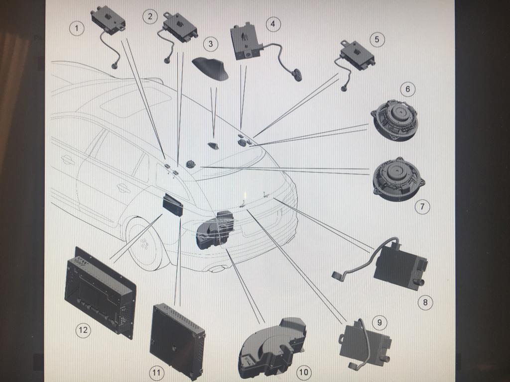 Replacement speakers [Archive] - Jaginfo - Jaguar Forum