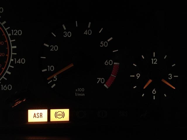 Asr Light On Dash