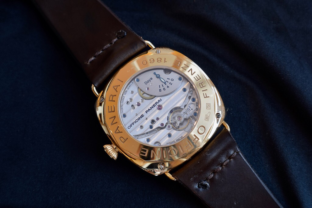 Panerai, IWC and other renowned brand use movements from others  Why?