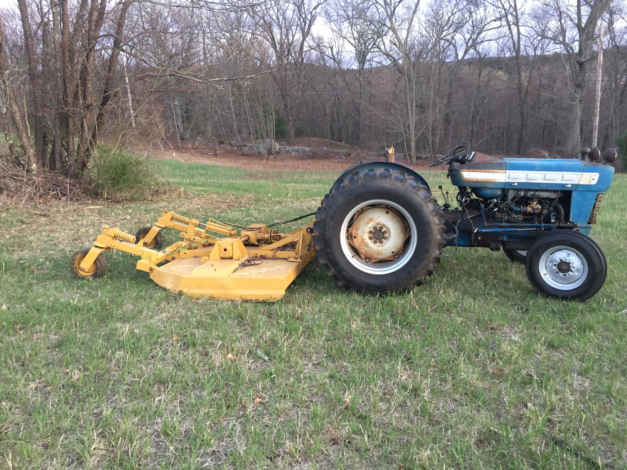 Ford 5000 Tractor Steering Trouble : Ford power steering problems mytractorforum