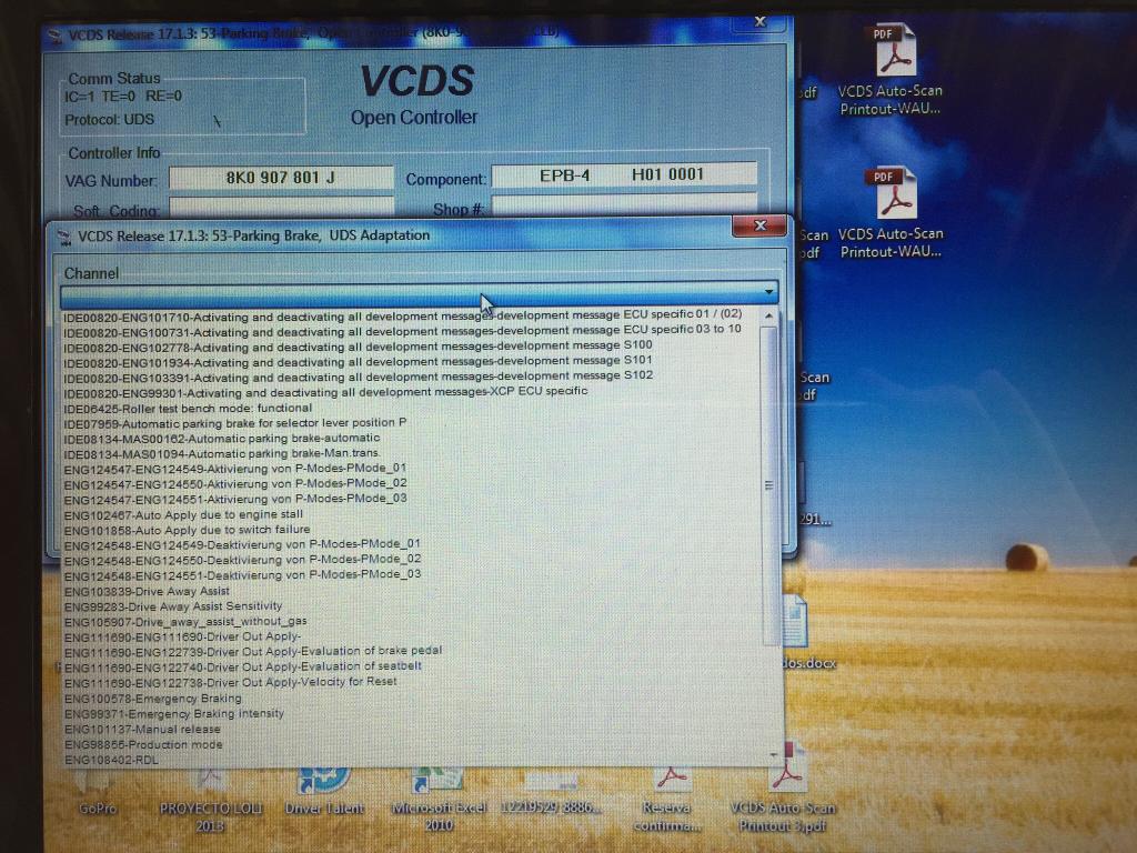 Cool VAG-COM codes [Archive] - Page 9 - Audizine Forums