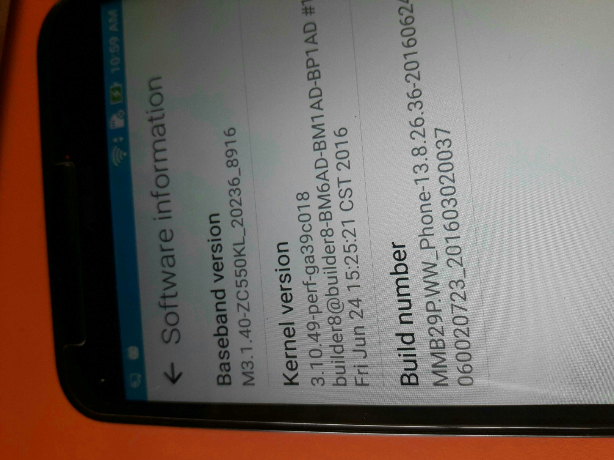 Asus Z010d how to unlock bootloder 6 0 1 Helps   [ Solved ] [Archive