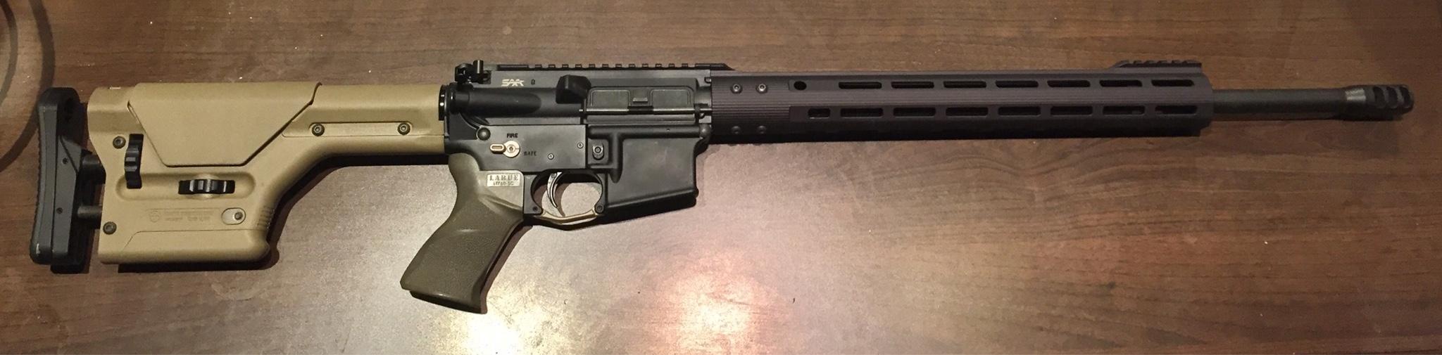 6 5 Grendel AR-15 Upper / Complete Rifle  Premium match grade