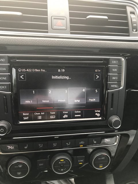 Station You Were On Last And If Don T Like It Since Can Change Just Have To Switch An Le Carplay Or Traditional Radio