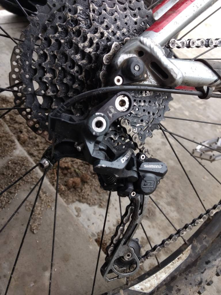 Image result for bike chain gears stuck