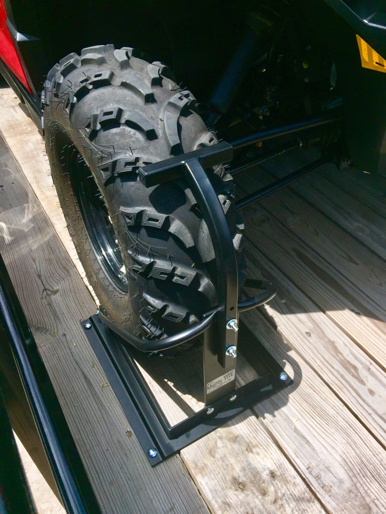Tying down your UTV/ATV - Page 2 - TexasBowhunter com