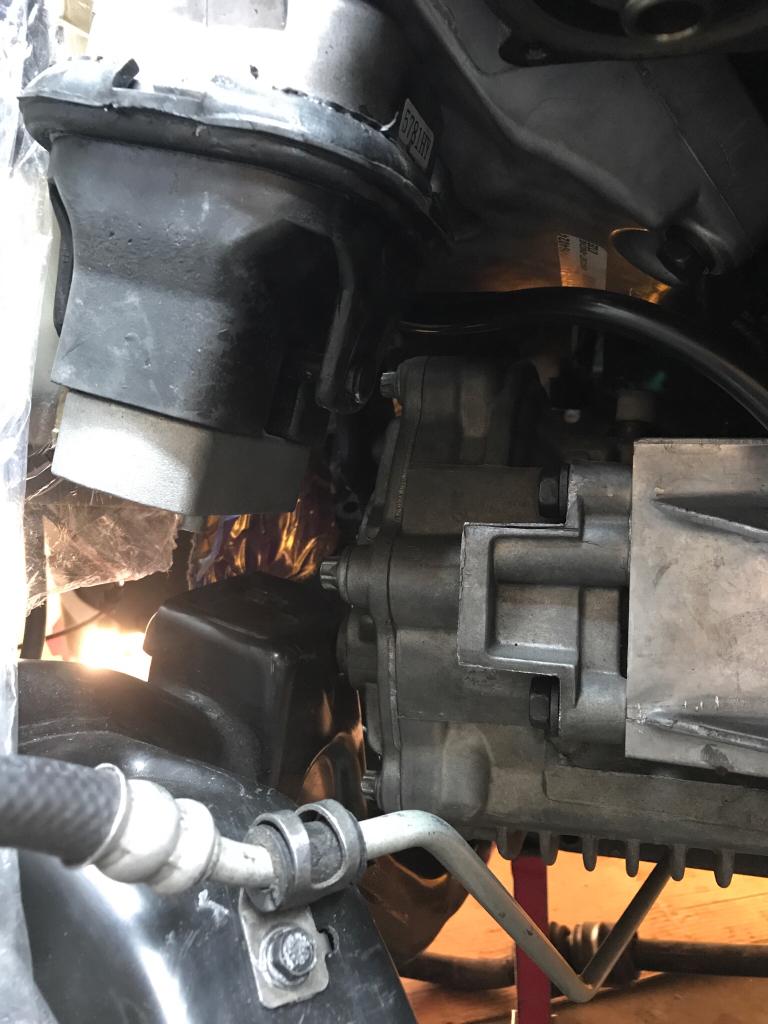 Magnum My AWD V6 to AWD V8 swap - Page 2